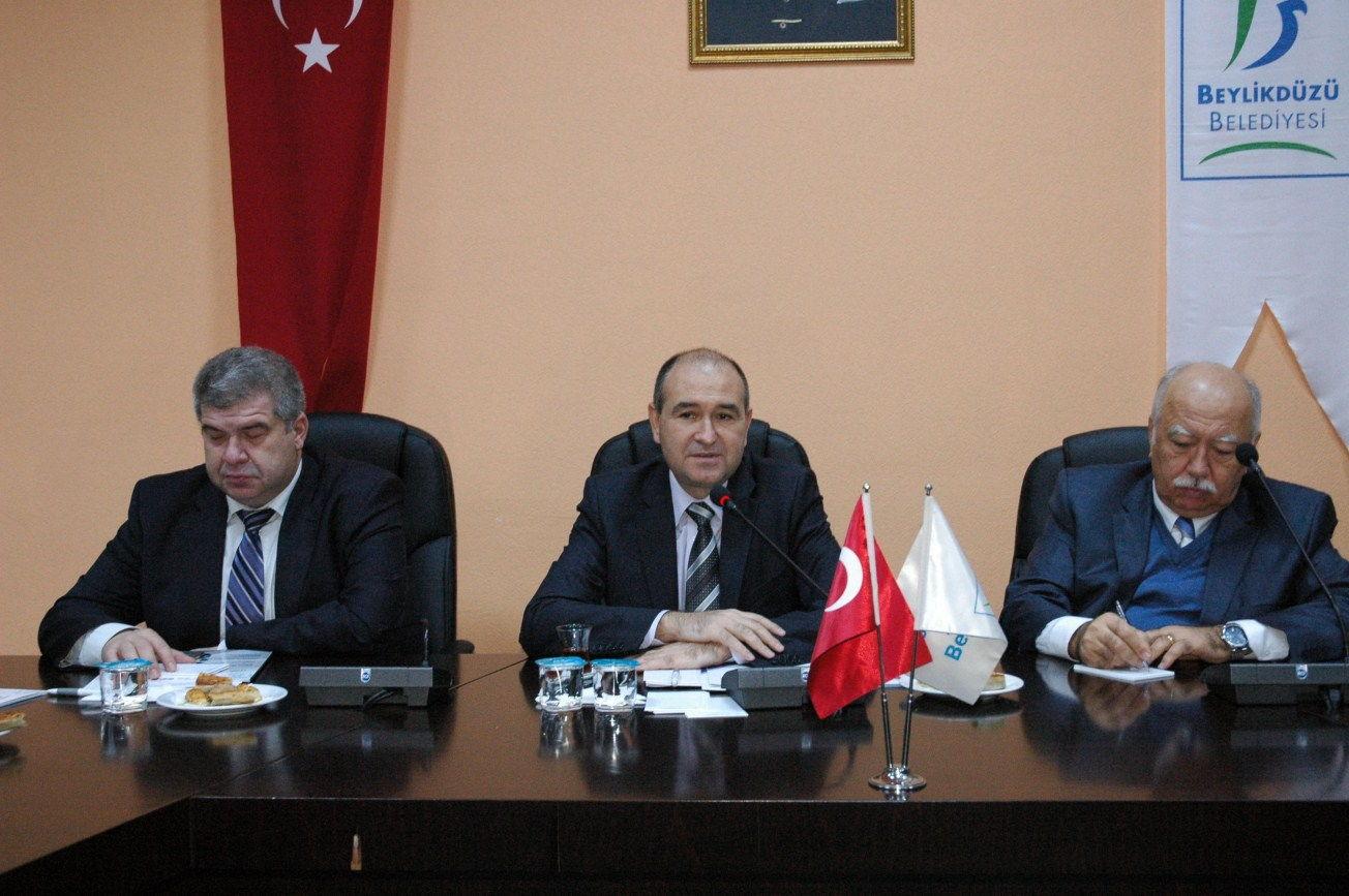 Bulgaristan Yanbol Belediye Başkanı Georgi Slavov'ı Ağırladık
